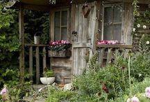 Petits cottages et cabanes