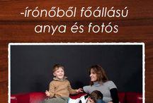 Anyu dolgozik / Történetek anyukáktól, akik a gyermeknevelés mellett a munka világában is sikeresek.