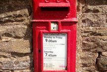 Post / Gorgeous old postboxes I find on my walks