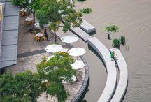 Reconstrucción del Río de la Ciudad de Zhangjiagang / Botao Landscape