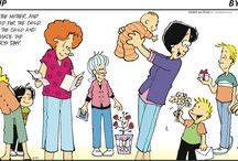 Mother's Day Comics / GoComics celebrates Mother's Day with comics ranging from sweet to silly!  / by GoComics