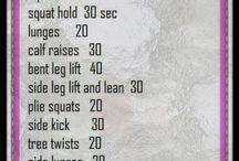 Post Preg Workouts