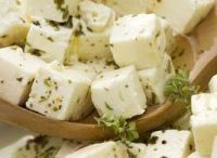 Feta cheese, homemade