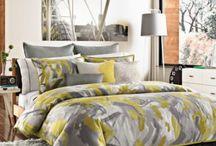 New bedroom ideas / by Carla Kage