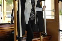 Blazer, scarf, and handbag obsessed! / by Jennifer Lynne