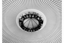 Architecture : Pier Luigi Nervi / Nervi Structures / by Paul Kavanagh Studio