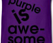 Purple, Just Purple