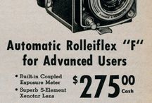 Vintage Cameras / Ads and articles about old cameras and  equipment. Brought to you by textures and more.