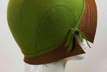 Выкройки шляп