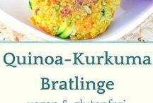 Quinoa Kurkuma