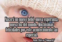 el nacimiento de un Bebe / Lindas Frases para el nacimiento de un Bebe ...