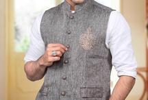 nehru jackets / by Jyotsana Oberoi