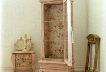 Dollhouse makeover project