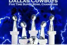 Cowboys <3 / by Samantha Van Dyke