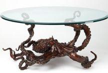 Amazing Bronze Tables
