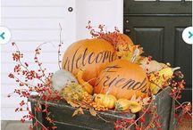 Fall & Winter Decoration