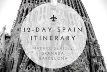 Spain / Wanna explore a beautiful place?? Check out these pins and get some travel ideas.