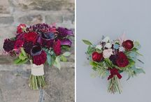 Wedding Colours| Purple and Deep reds