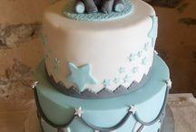 gâteaux baptême
