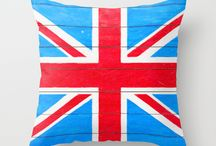 British Gift Ideas / Whether you've visited Britain, dream of it, or live there, these are gift ideas that are all have a British flavor and celebrate that beautiful place. Especially fun gift ideas for those of us who have a fascination with British Culture, TV shows, and music.