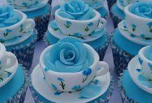 Cupcakes topper / Decoración de cupcakes