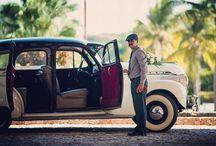 Chevrolet 1940 / Chevrolet 1940 tinto con beige