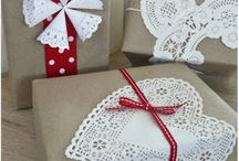 Gifts and Wrapping  / by Sherri Bennett