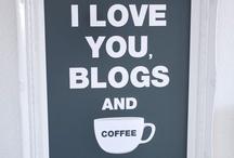 b l o g • l o v e / I. blog. they. blog. too.