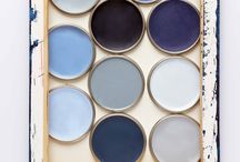 Dulux Colour of the Year - Denim Drift / Get inspiration on how to incorporate Dulux Colour of the Year into your home.