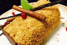 5 Spices Log / 5 Spices Log from our Christmas Sweets range #kayak_Inspiration #christmas_sweets