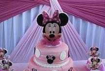 Lillyanne's first birthday