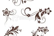 Ornamenty a dekorace