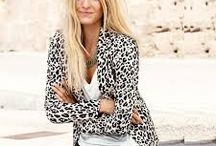 Leopard inspirations / Style inspirations and some great items for leopard print in any fashion form whatsoever.