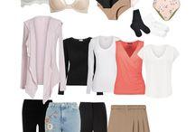 ## Fashion: Packing Lists ##