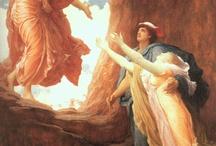 greek mythology / by Jenene Lever