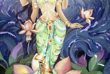 dioses e india