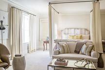homie bedroom like luxury hotel