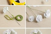 Papierove kvetiny