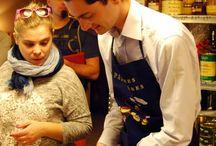 Ateliers gourmands / Affaires pâtissières à votre rencontre !