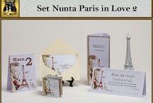 Set nunta Paris în love 2