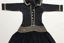 children´s dress 1880-1900