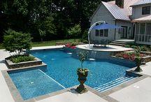 Mama wants a pool :) / by Lauren Jones