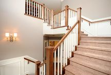Home: Stairs / by Kirst