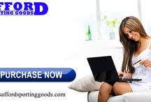Safford Sporting Goods / by Safford Sporting Goods