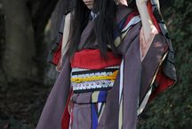 Japanese patterns - japanilaisia malleja