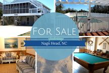 Nags Head NC Homes For Sale / by Sun Realty Sales