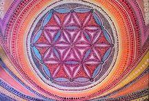 Art by Jana Chadimova / My art work inspired by spirit and yoga.