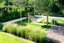 simple garden for e
