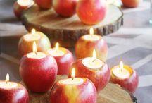 jabłko wesele