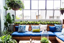 Room Reveal 9: Outdoor Terraces / Reno's take on The Block's room reveal